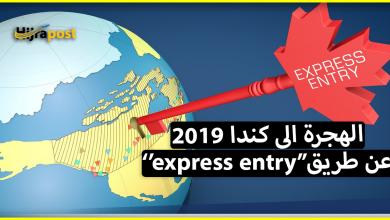 الهجرة الى كندا 2019 .. الشروط المطلوبة في نظام الدخول السريع الى كندا express entry